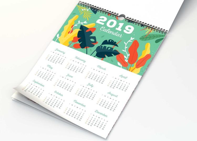 budget-friendly-calendar-for-wall